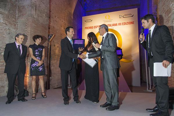 Premio Ospitalità Italiana 2013 - Premiazione